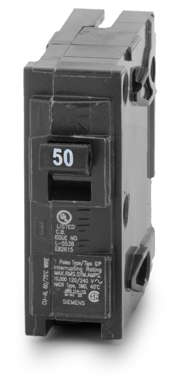 Q150 Plug-In Circuit Breaker | Siemens
