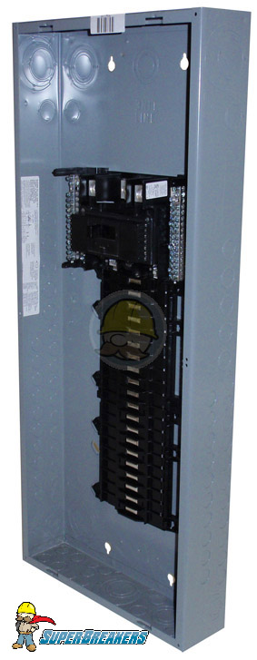QO140M200 Single Phase Load Center | Square D