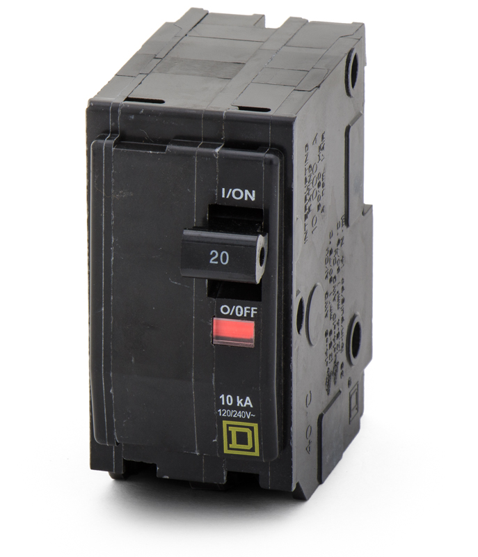 QO235 Plug-On Circuit Breaker | Square D