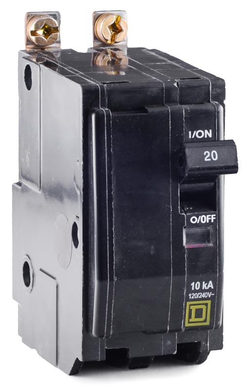 QOB280 Bolt-On Circuit Breaker | Square D