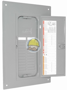 QOC24UF - Square D Load Center Cover And Door