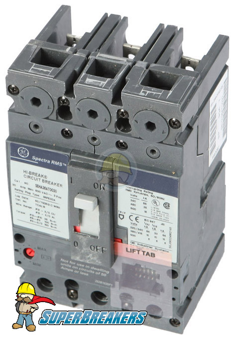 SEHA36AT0030 Circuit Breaker Frame | General Electric