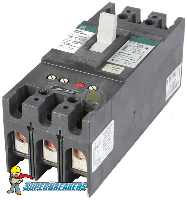 THFK236225WL Industrial Circuit Breaker | General Electric