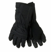 Obermeyer Gauntlet Gloves in Black