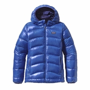 Patagonia Hi Loft Down Sweater: Oasis Blue