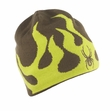 Spyder Boys Fire Hat in Sargent Green and Sharp Lime