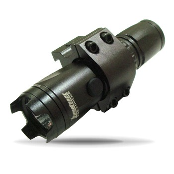 Tac5 Compact Weapon Light System - Light + Quick Detach Low Profile Mount