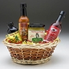 Hot Sauce Gift Basket