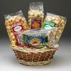 Popcorn Lovers Gift Basket
