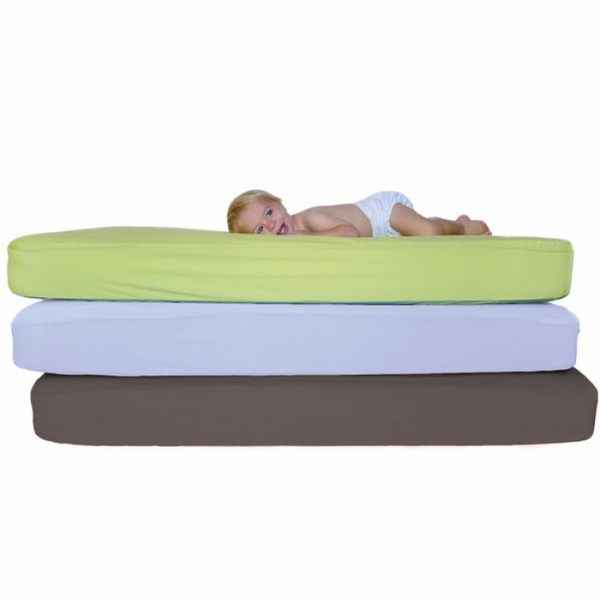 b-sensible baby crib & toddler bed waterproof fitted sheet|free