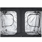 8 x 8 x 7 Grow Tent - 100% Reflective Interior