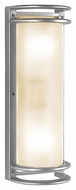 Access 20344 Poseidon Bulkhead 2 Light Outdoor Wall Sconce