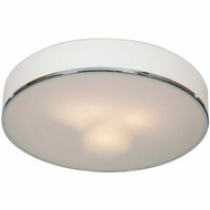 Access 20676-CH-OPL Aero Modern Chrome Finish 4  Tall Ceiling Lighting