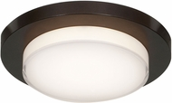 Access 20779LED-BRZ-ACR Link Contemporary Bronze & White Acrylic LED Overhead Lighting