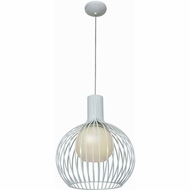 Access 23435 Chuki Modern 18.5  Tall Mini Lighting Pendant