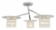 Access 23924 Prizm 20  Wide Halogen Flush Lighting