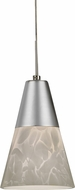 AFX LAPL45027WHSND1 Laveer Modern Satin Nickel LED Mini Lighting Pendant