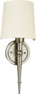 AFX MNS0818118QENSN Montrose Satin Nickel Fluorescent Wall Lighting Fixture