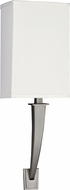 AFX SHS0618113QMVSNLA Sheridan Satin Nickel Fluorescent Wall Lighting Sconce