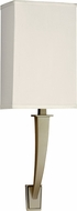 AFX SHS0618118QMVACLN Sheridan Champagne Fluorescent Wall Sconce Lighting