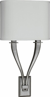 AFX TYS11231400L30D2SNLA Tory Satin Nickel LED Lamp Sconce