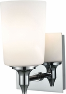 Alico BV2411-10-15 Alton Road Chrome Wall Lighting