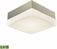Alico FML2000-10-16M Wyngate Satin Nickel LED Small Ceiling Lighting