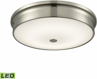 Alico FML4250-10-16M Towne Satin Nickel LED Large Overhead Lighting