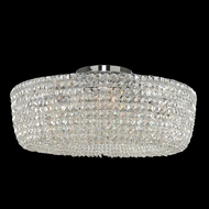 Allegri 029442 Cessano Chrome 32  Ceiling Light Fixture