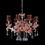Allegri 10035 Salieri 19  Tall Chandelier Lamp