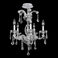 Allegri 10230 Giordano Chrome Ceiling Lighting