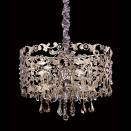 Allegri 10248 Bizet 17.5  Tall Lighting Chandelier