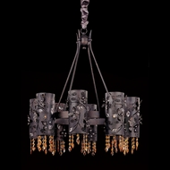 Allegri 10279 Franchetti 28  Wide Halogen Chandelier Light