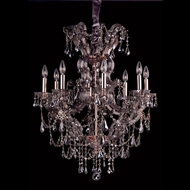 Allegri 10316 Brahms 28  Wide Ceiling Chandelier