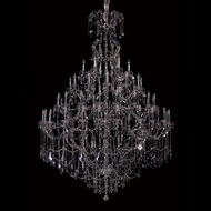 Allegri 10319 Brahms 98.5  Tall Chandelier Lighting