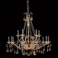 Allegri 10338 Torelli 41  Wide Chandelier Lamp