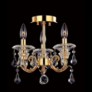 Allegri 10340 Haydn 12.5  Tall Ceiling Light Fixture