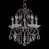 Allegri 10366 Cesti 16  Wide Mini Ceiling Chandelier
