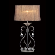 Allegri 10378 Cesti 22  Tall Table Top Lamp