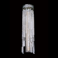 Allegri 11128 Zurbaran Chrome Finish 14.5  Wide Halogen/LED Home Ceiling Lighting