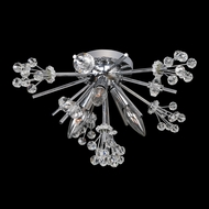 Allegri 11630 Constellation Chrome Ceiling Light / Wall Sconce