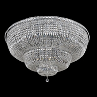Allegri 20248 Betti Chrome Flush Mount Lighting Fixture