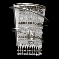 Allegri 22520 Giovanni Brushed Nickel Wall Sconce Lighting
