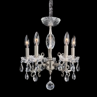 Allegri 23350 Bertalli Mini Chandelier Light