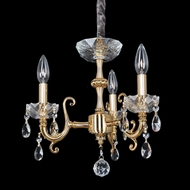 Allegri 23351 Bertalli Mini Chandelier Lighting