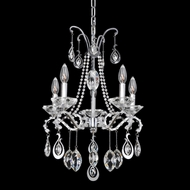 Allegri 23553 Torrelli Chrome Mini Chandelier Light
