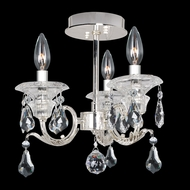 Allegri 23657 Haydn Silver Home Ceiling Lighting