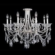 Allegri 25041 Brunetti 2-Tone Silver Overhead Lighting