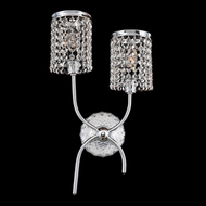 Allegri 25522 Florien Chrome Wall Sconce Light
