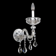 Allegri 26020 Clovio Chrome Wall Lamp